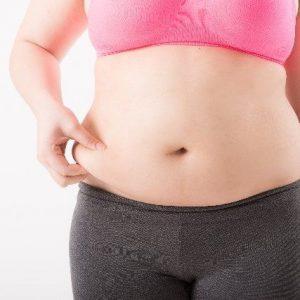 中年女性の脂肪