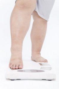 体重で太った