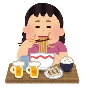 食べ合わせが太る原因