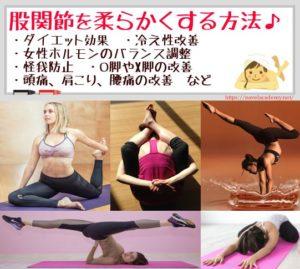 腰痛の原因-股関節